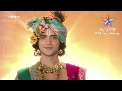 Rhadha  Krishna Title Track Song Serial Song Star Bharat