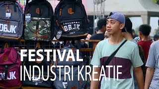 Video NET JATENG - FESTIVAL INDUSTRI KREATIF download MP3, 3GP, MP4, WEBM, AVI, FLV Juli 2018