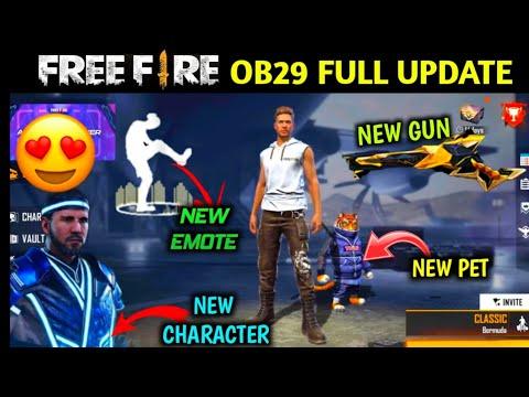 OB29 UPDATE FREE