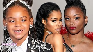 Blue Ivy's afro-features are criticized | Ari Lennox cries after she & Teyana Taylor are ridiculed