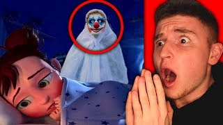 The SCARIEST ANIMATIONS You Will EVER SEE On YouTube 2 (TERRIFYING)