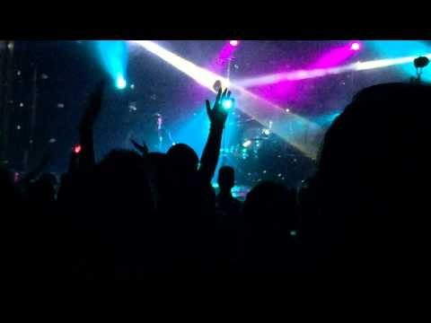Jonathan Thulin Architecture Live at Air1 Positive Hits Tour 2014