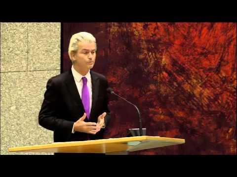 Geert Wilders - De aanslag in Parijs (inclusief interrupties) 2015