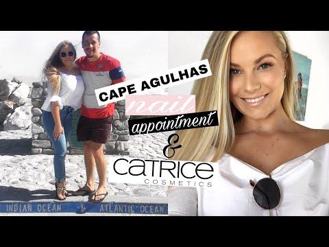 CATRICE COSMETICS + CAPE AGULHAS | Jessica van Heerden