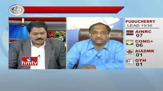 Mamata Banerjee And Jayalalithaa Big Win | Telugu MLA Wins In Yanam | HMTV