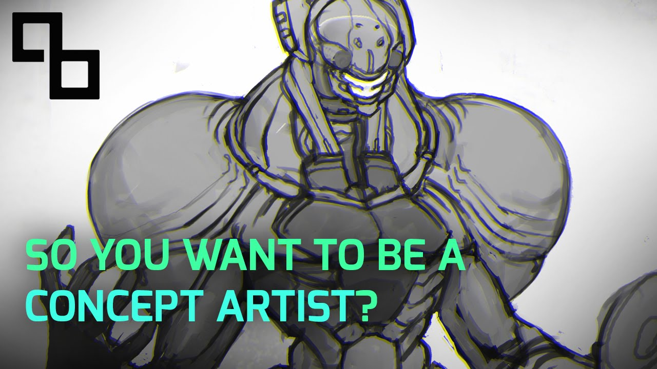So You Want To Be A Concept Artist Youtube