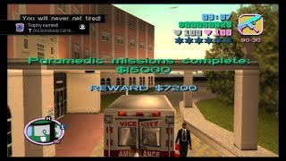 Grand Theft Auto Vice City Trophy Guide 2 Did Somebody Call An Wambulance?