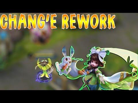 Chang'e Rework | Güncelleme ile birlikte gelecek kahraman | Detaylı Anlatım | Mobile Legends