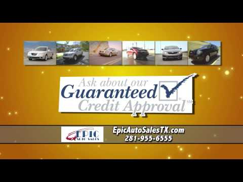 Epic Auto Sales - Used Car Dealership in Houston Tx