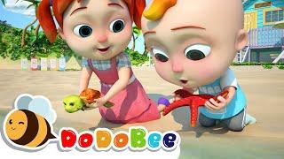 5 Little Monkeys | Dance Along for Kids | Nursery Rhymes & Kids Songs | DoDoBee - Kids Songs