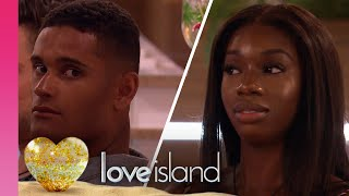 Yewande Gets Heated as Danny Wants Her to Be More Affectionate Love Island 2019