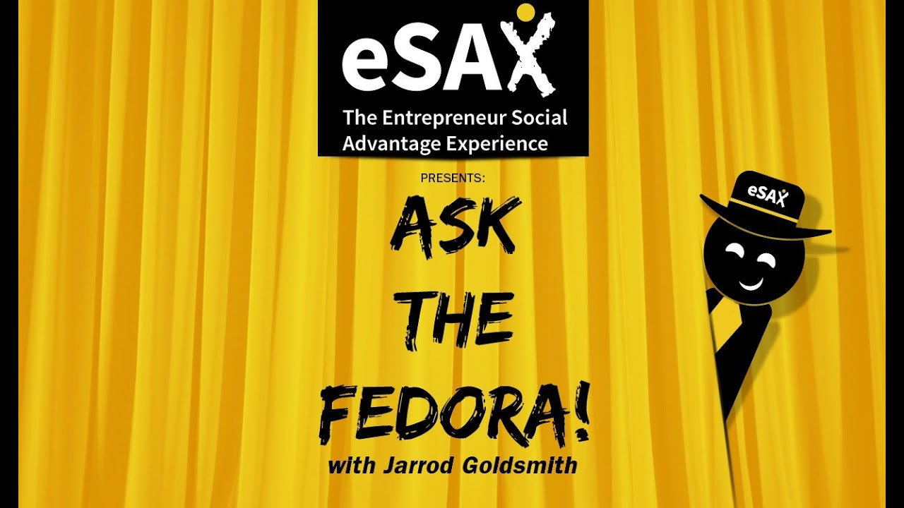 some good questions to ask at networking events via ask the fedora some good questions to ask at networking events via ask the fedora jarrod goldsmith of esax