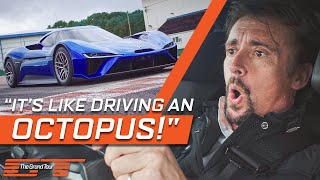 Richard Hammond Test Drives an Electric Chinese Supercar at 200 mph | The Grand Tour