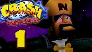 Crash Bandicoot 3: Warped - Back in Time - Part 1