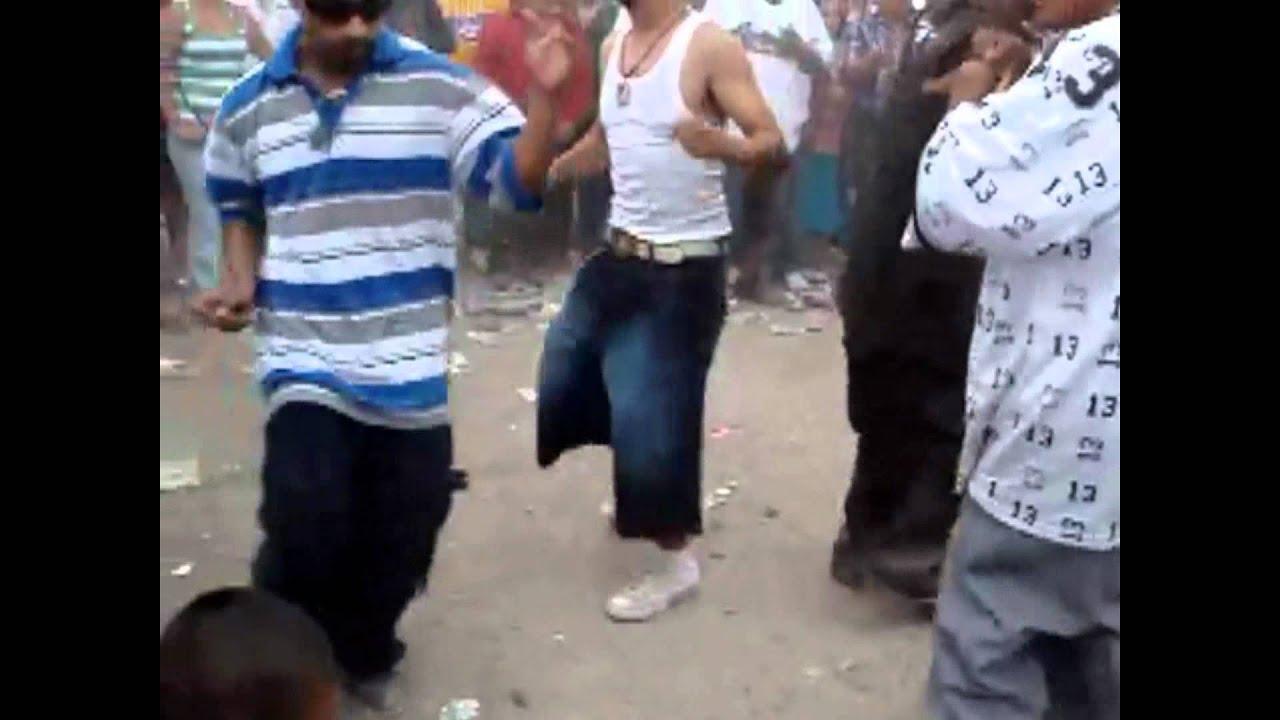 bailando kinesan