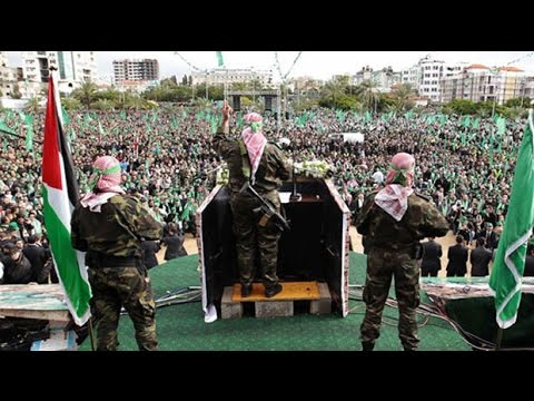 Who are Hamas? In 60 seconds