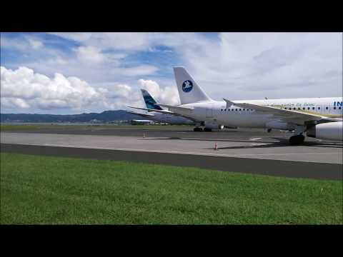 Spotting à l'Aéroport de Dzaoudzi-Pamandzi (Mayotte)