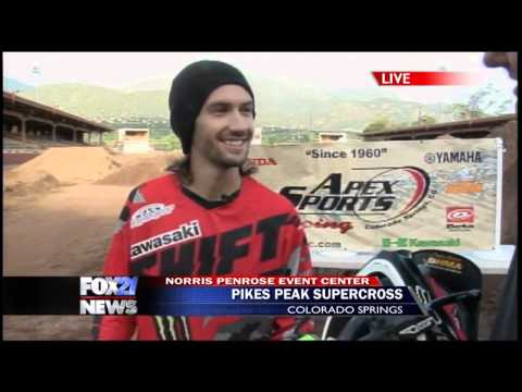 Pikes Peak Supercross revs up high energy fun in Southern Colorado