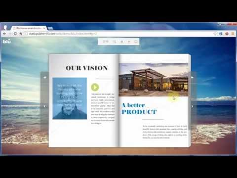 The Best E-Publishing Solution Offered By CSS3 Flip Book Animation Maker PUB HTML5