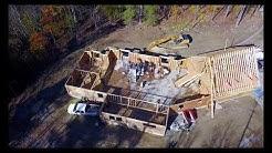 Precision Carpentry's Hobbit Home New Ipswich, NH