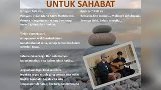 Download Mp3 Untuk Sahabat - Rimbu Voice / Musik Positif / Nasyid / Lagu Rindu / Pertemanan S
