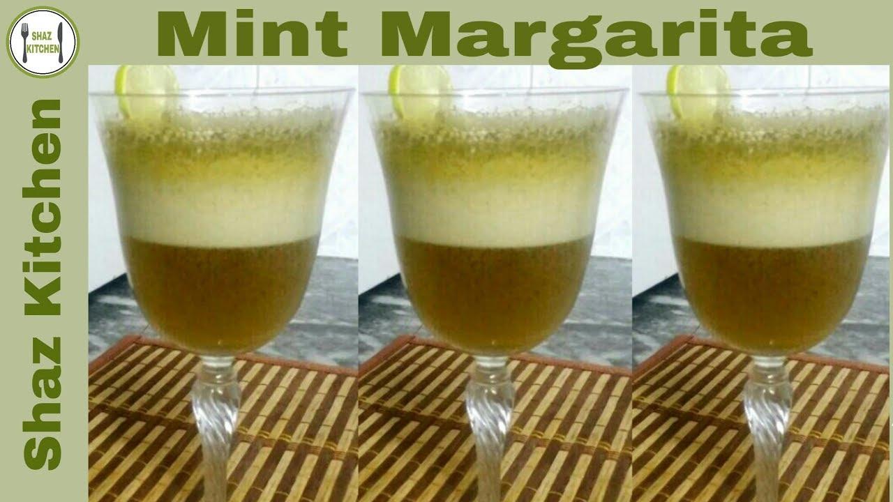 Mint Margarita Recipe In Urdu Hindi How To Make Slush Lemon Drink Soda