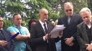 Oproštajno pismo Marije Milošević
