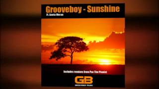 gbm016 grooveboy - sunshine (pax the pianist - small thukzn mix)