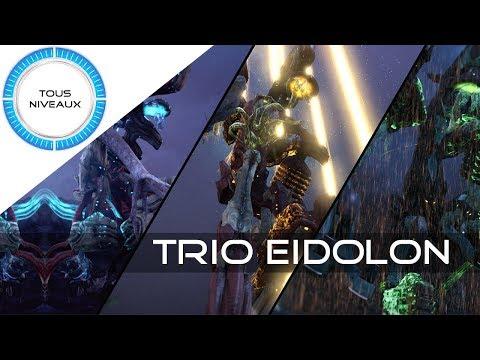 Le Trio Eidolon - Warframe [FR]