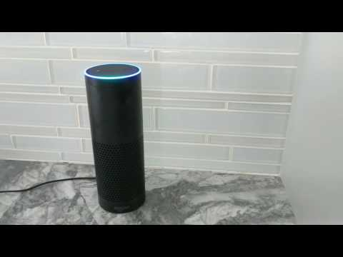 Internet of mysterious things Alexa skill