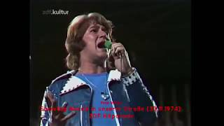 Peter Maffay - Samstag Abend in unserer Straße (30.11.1974) ZDF Hitparade