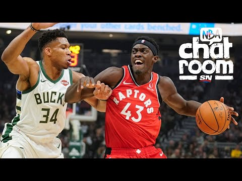 NBA Chatroom - Does Pascal Siakam Need To Play Smarter?