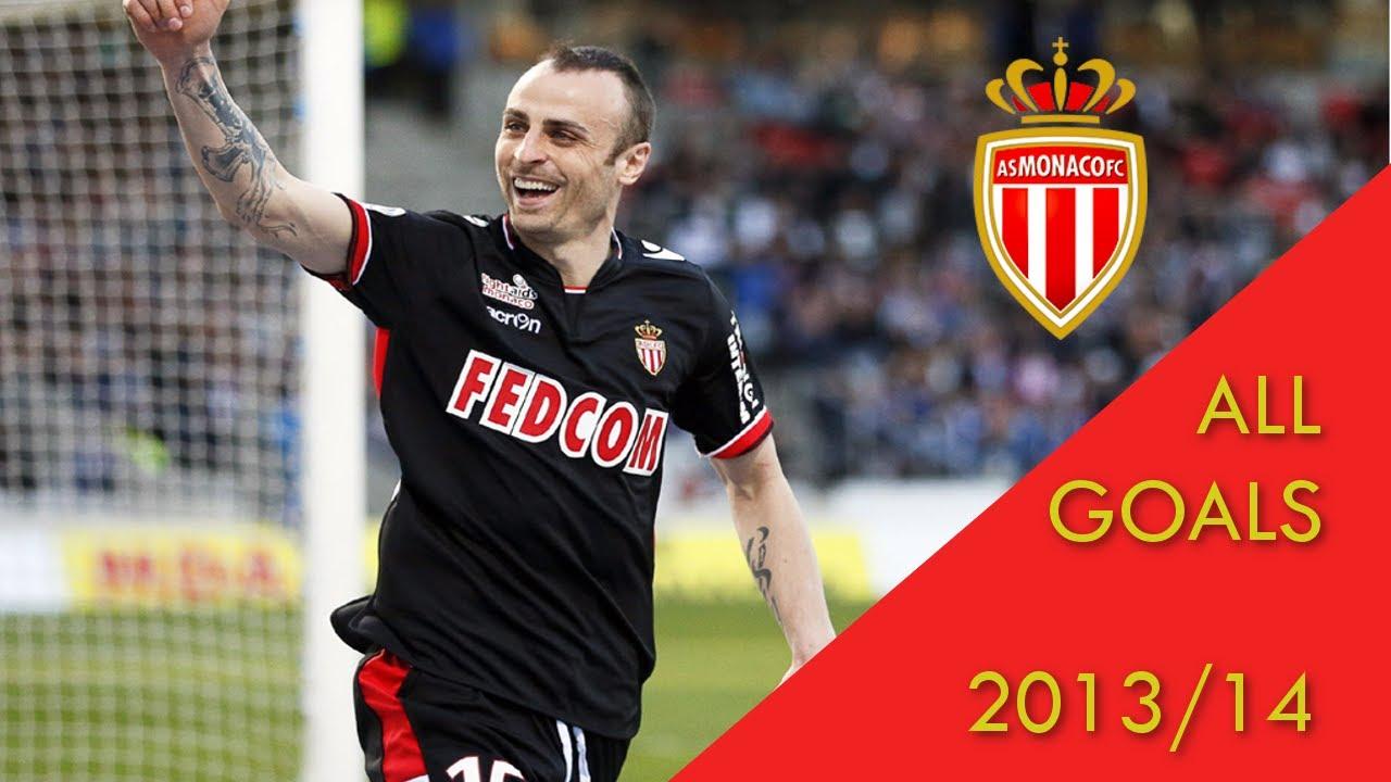 Dimitar Berbatov AS Monaco Genius 2013 14 Highlights ALL