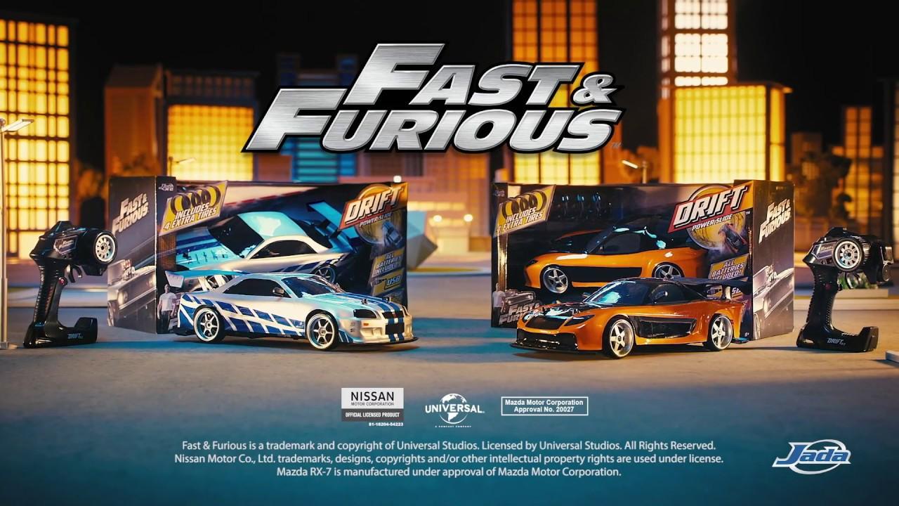 fast & furious drift r/c