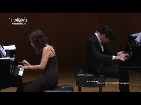 "S. PROKOFIEV _ Symphony no. 1 in D major, op. 25 ""Classical"" / Yeol Eum Son & Yunchan Lim"