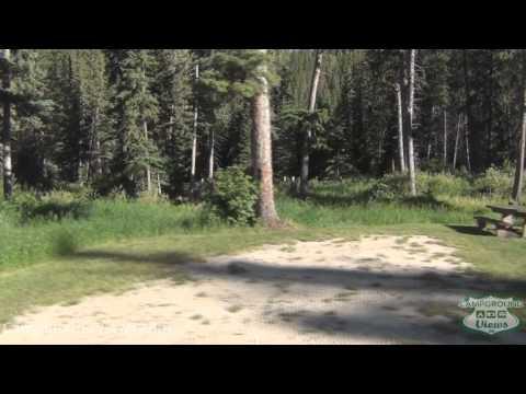 CampgroundViews.com - Black Fox Campground Hill City South Dakota SD Forest Service