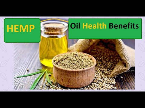 Hemp Oil Health Benefits - Get Natural Relieve  Without BIG Pharma