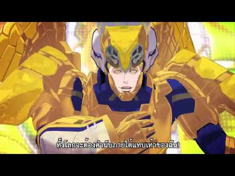 Tiger & Bunny Movie 2: The Rising ซับไทย (Full)