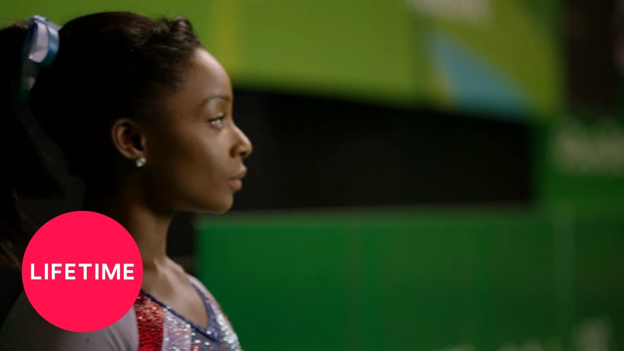 The Simone Biles Story Courage To Soar Official Trailer