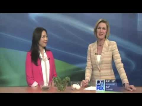 Girl Uninterrupted: Mayling @ Fox Seattle - Summer Superfoods for Slimming & Toning