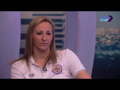DIGI Sport, Reggeli Start - Csabai Dóra