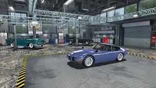 "Car Mechanic Simulator 2015 ""trader pack"" DLC cars restoration"