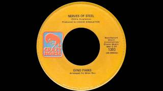 Gino Parks - Nerves Of Steel
