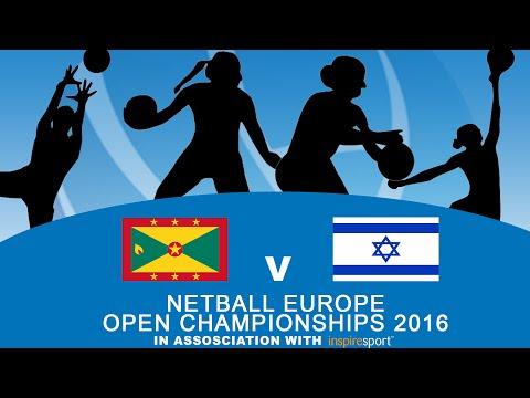 Grenada v Israel l match 2