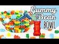 HOT GLUE Gummy Bear Bowl | DIY Room Decor