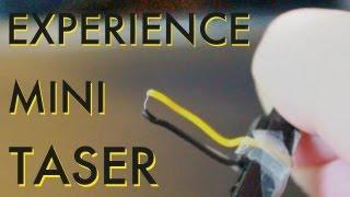 Dr Nozman - Expérience Mini Taser !