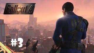 Fallout 4 3 Помогаем фермерам стримчик