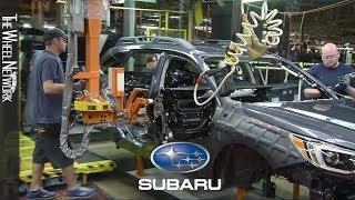 Subaru of Indiana Production Plant – Ascent, Impreza, Legacy and Outback