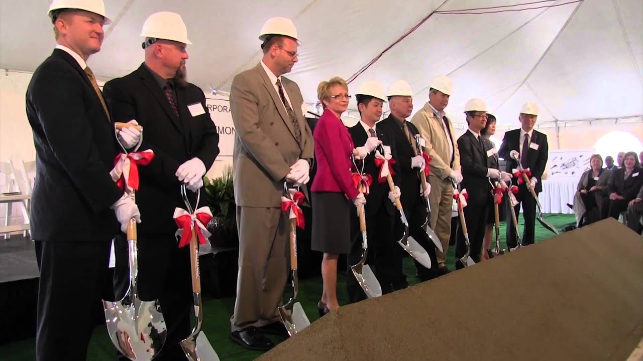 Indiana boone county jamestown - Ftic Groundbreaking In Jamestown Indiana