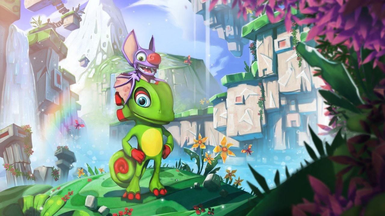 Image result for yooka layle